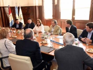 Desayuno Ofrecido por la Intendenta Municipal de Rosario, Dra. Mónica Fein al Cuerpo Consular Acreditado En La Ciudad